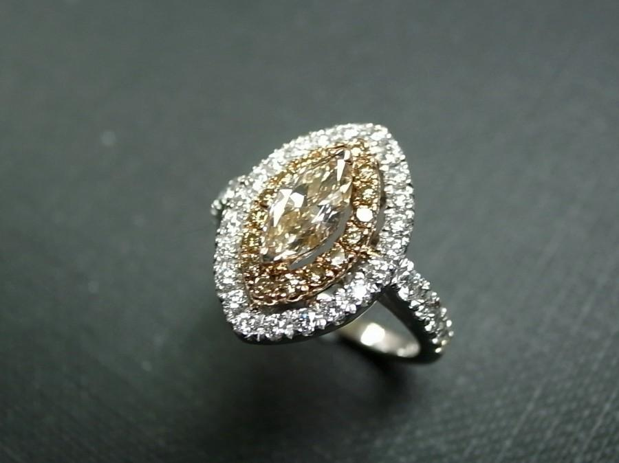 Marquise Engagement Ring Marquise Ring Marquise Diamond Ring