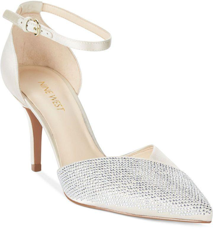 Свадьба - Nine West Knowledge Two Piece Evening Pumps