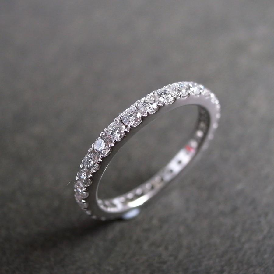 Eternity Ring Eternity Band Eternity Wedding Band Diamond Band Diamond Wedding Band Diamond