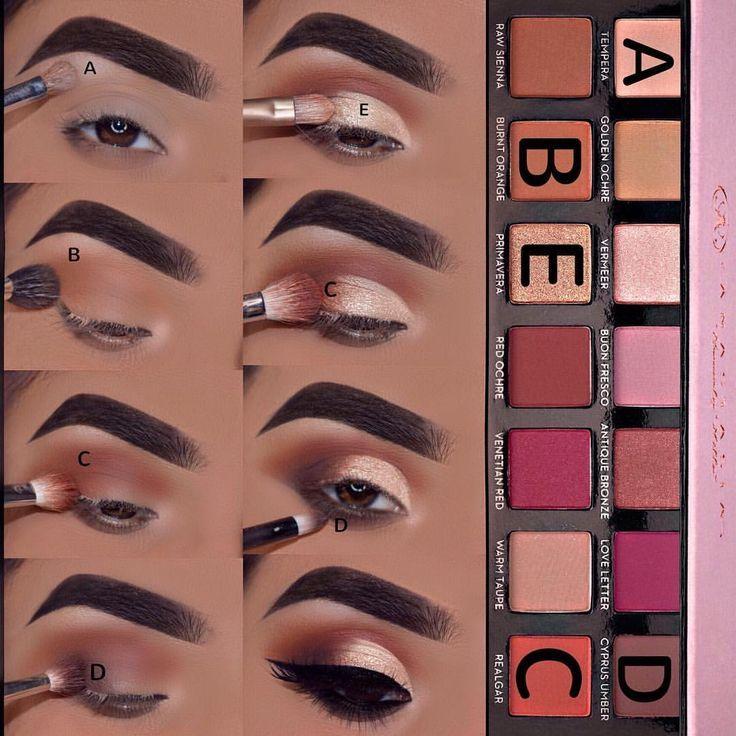 906c0dc99620 Makeup - Peachy Half Cut Crease  2729938 - Weddbook