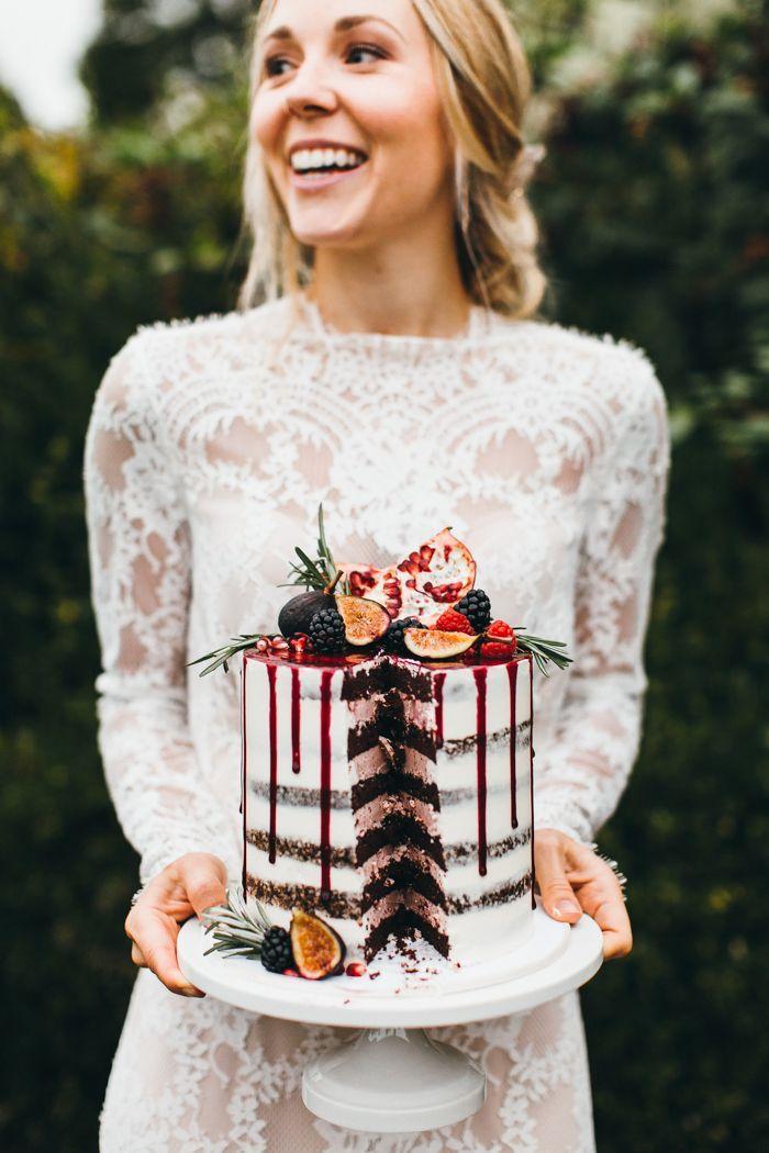Свадьба - Organic Meets Sophisticated Wedding Inspiration At Eolia Mansion