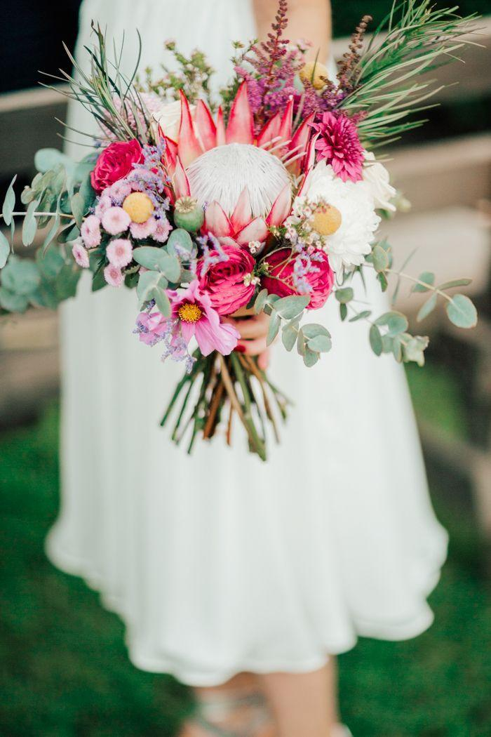 Свадьба - Vibrant Australian Cottage Wedding At Tarndwarncoort