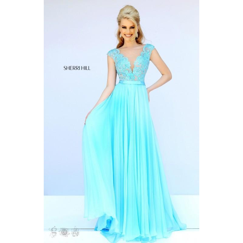 Hochzeit - Sherri Hill - 11269 - Elegant Evening Dresses