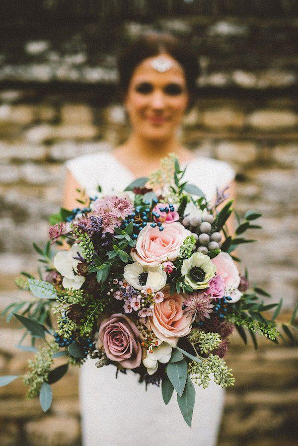 Свадьба - Fall Wedding Bouquets For Your Big Day