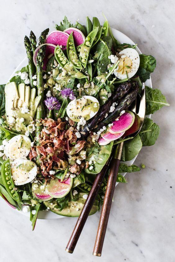 Düğün - Spring Cobb Salad