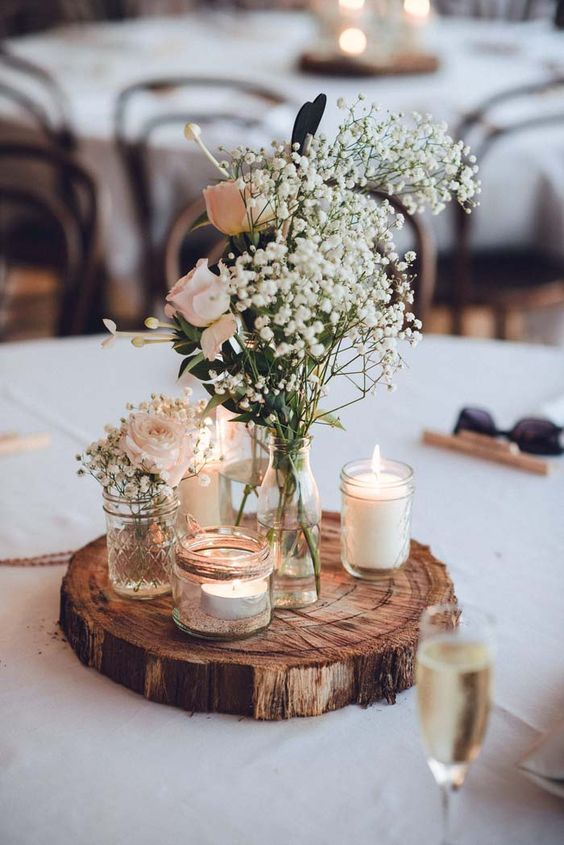 Wedding - 70 Easy Rustic Wedding Ideas That You Could Try In 2017