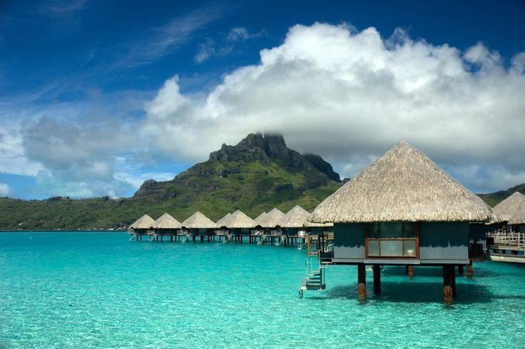 زفاف - Stay In An Overwater Bungalow In Bora Bora