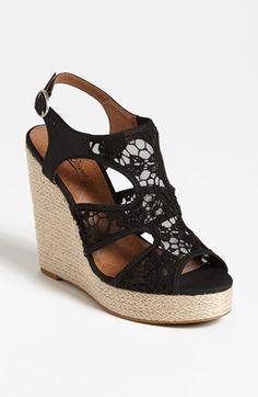 Свадьба - Lucky Brand 'Riedel' Wedge Sandal