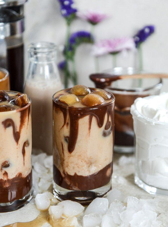 Wedding - Chocolate Milk Iced Mochas