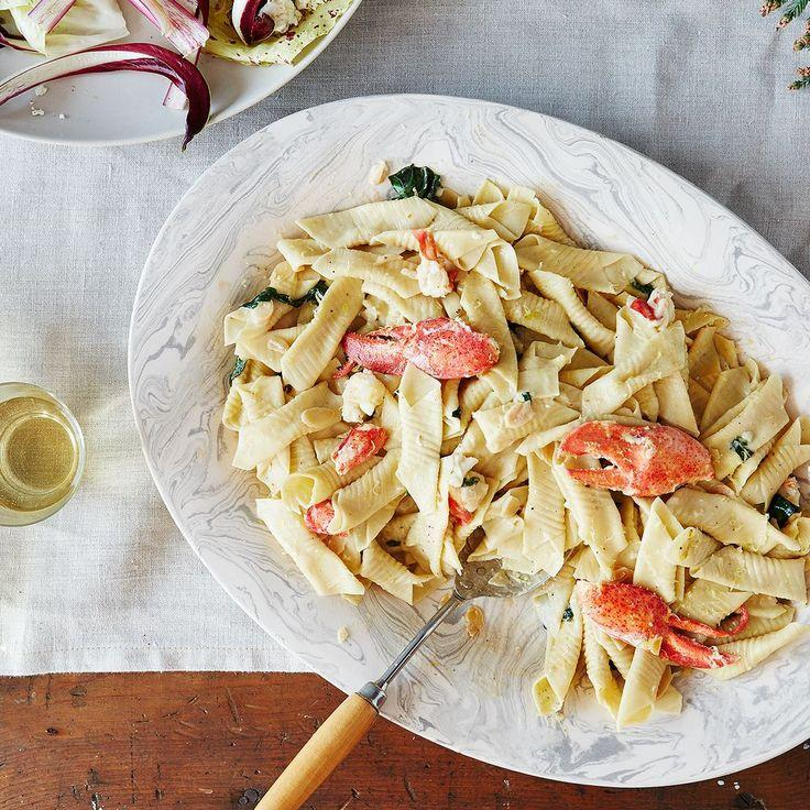 Düğün - Garganelli With Lobster And Caramelized Fennel Purée