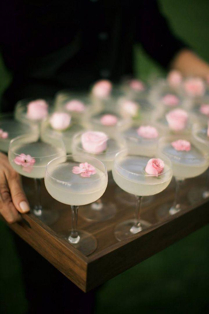 Wedding - Signature Drinks