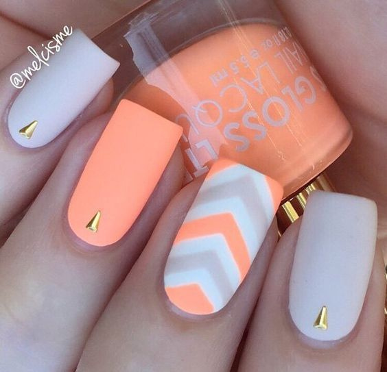 Best 15 Bright Summer Nail Art Ideas