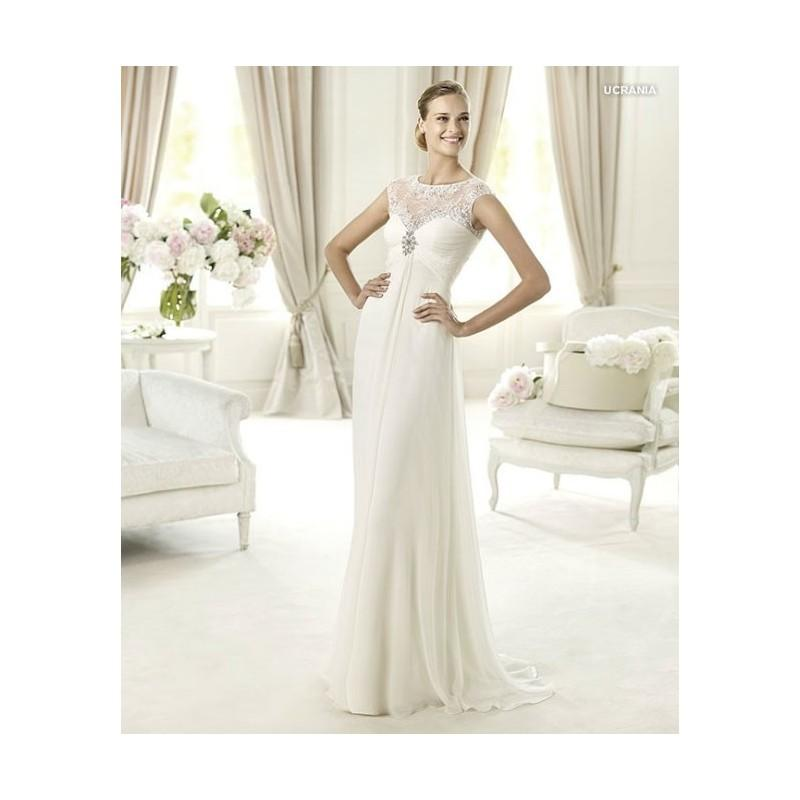 Ucrania - Fashion (Pronovias) - Vestidos De Novia 2017 #2730974 ...