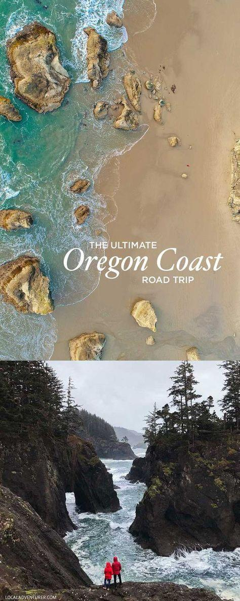 Wedding - The Ultimate Oregon Coast Road Trip - All The Best Stops