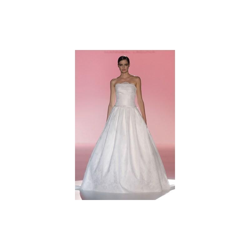 Mariage - Hannibal Laguna 2015 - BCN Bridal Week 1169544 - granddressy.com