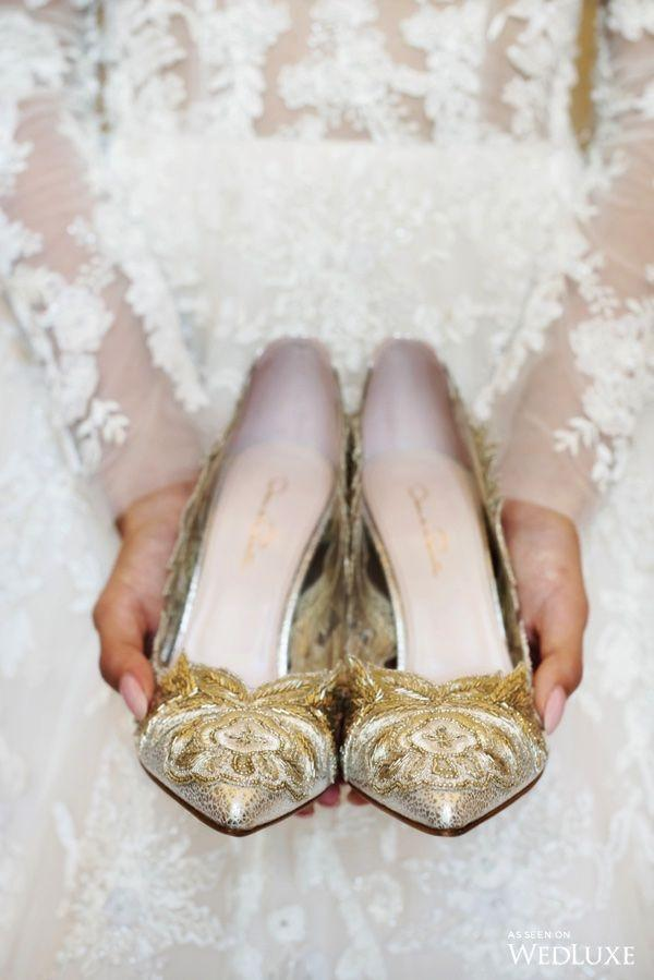 Mariage - WedLuxe - Gilded Dynasty