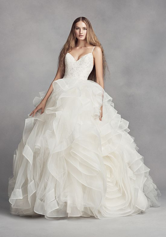 زفاف - Wedding Dress Inspiration - White By Vera Wang