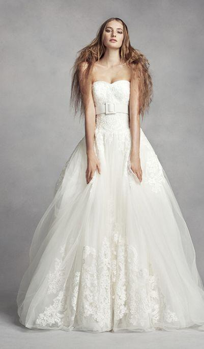 Wedding Dress Inspiration White By Vera Wang 2731672