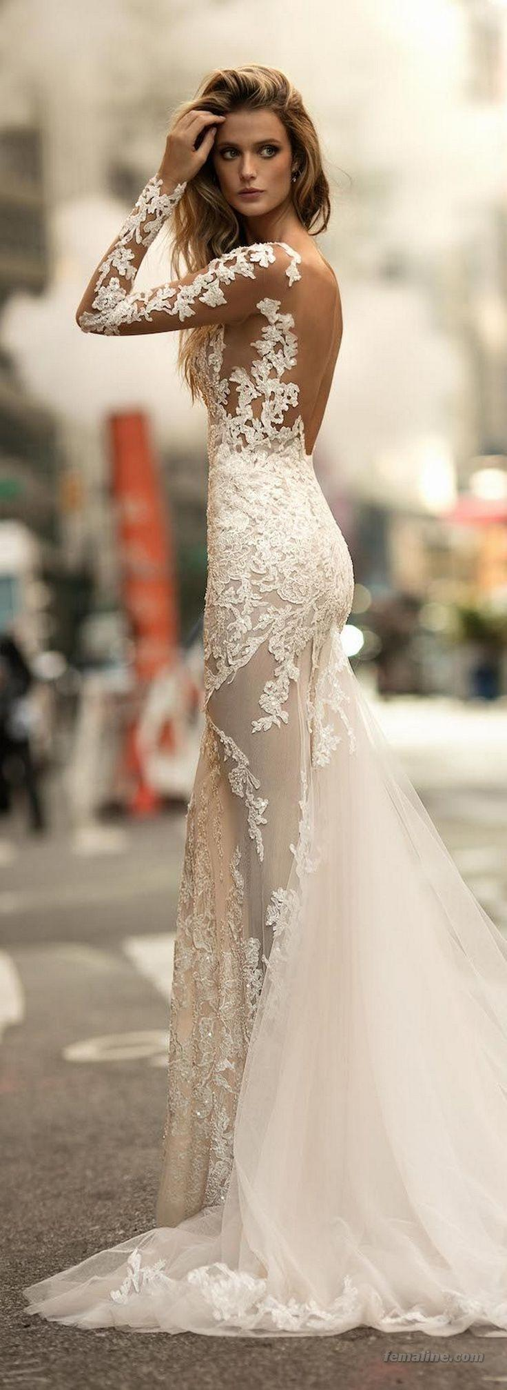 Wedding - 139 Ideas For Fall 2017 Wedding Dress Trends