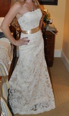 Свадьба - Maggie Sottero $350 Size: 0