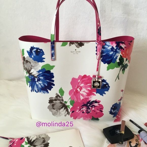 Düğün - Kate Spade Leather Tote