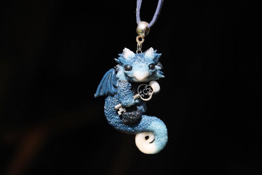 Hochzeit - blue jewelry girlfriend gift