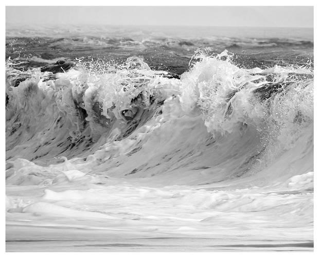 Wave art print black and white ocean photography coastal wall art sea wave print water art nautical wall decor 11x14 12x16 20x30 sea