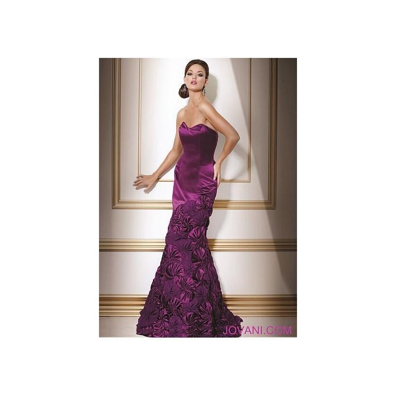 Wedding - Jovani Evenings 9124 - Brand Prom Dresses