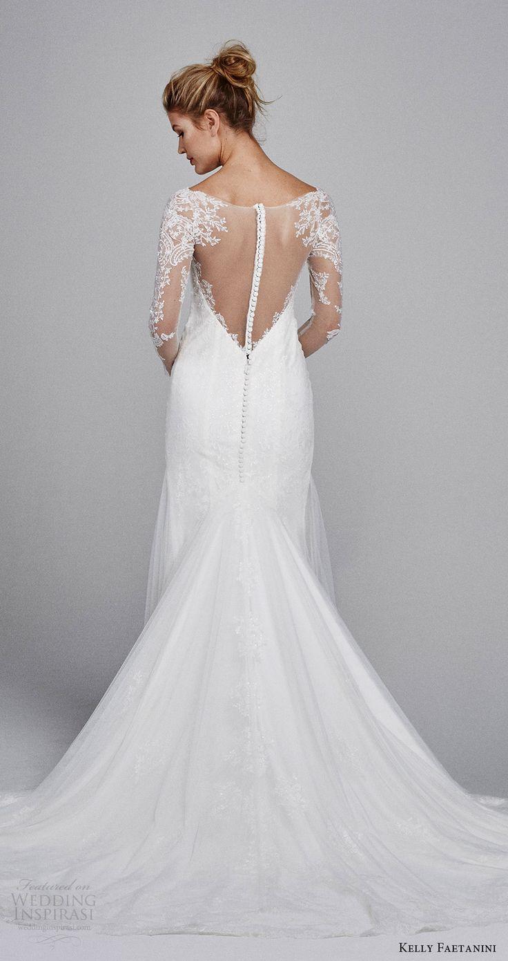 Mariage - Kelly Faetanini Fall 2017 Wedding Dresses