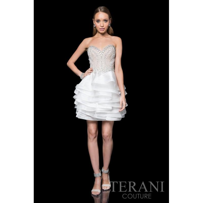 Hochzeit - Terani Prom Terani Prom 1611P0127 - Fantastic Bridesmaid Dresses