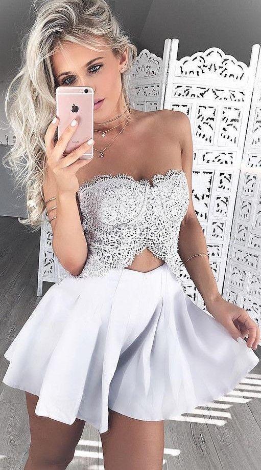 Düğün - Cheap Homecoming Dresses 2017,A Lin