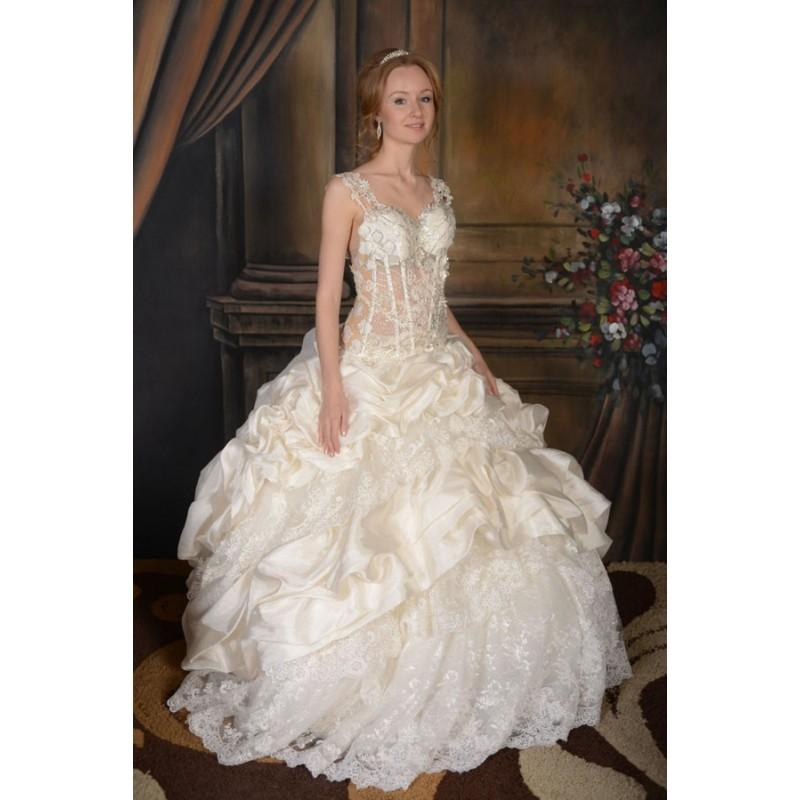 Wedding - Gina K 1565 -  Designer Wedding Dresses