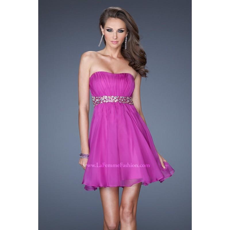 Excelente La Femme Fashion Prom Dresses Ilustración - Ideas de ...