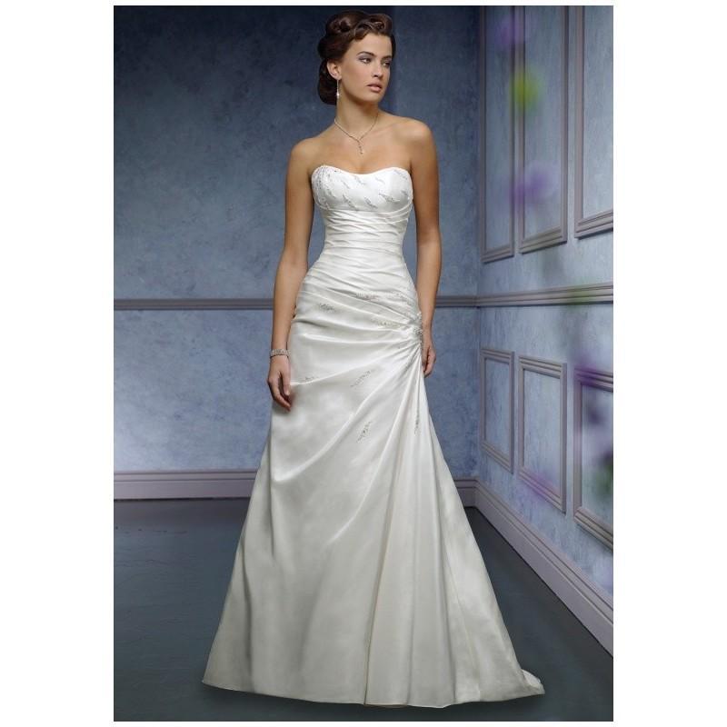 Mia Solano M9894l Charming Custom Made Dresses 2732334 Weddbook