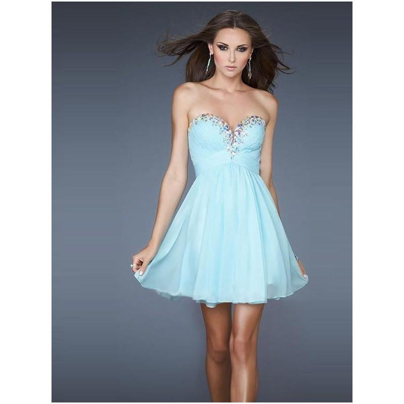 Wedding - 2017 A-Line Amazing Short/Mini Sweetheart Homecoming Dress In Canada Cocktail Dresses Prices In Canada Homecoming Dress Prices - dressosity.com