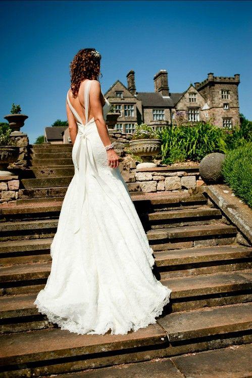 Hochzeit - Forever Yours, 4875, Size 8 Wedding Dress