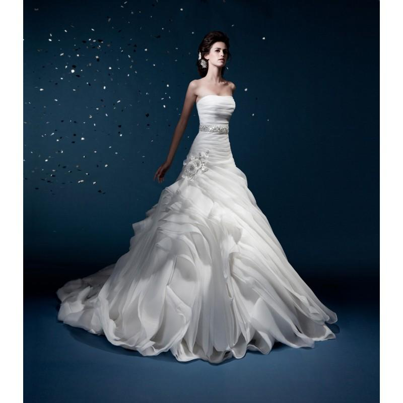 Kitty Chen Couture Florence Wedding Dress Crazy Sale Bridal