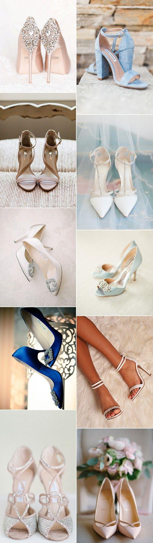 Hochzeit - 20 Hottest Wedding Shoes For 2017 Trends