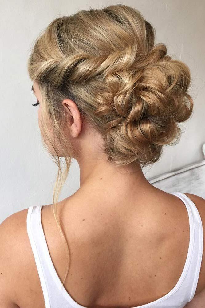 Hair 36 Sophisticated Prom Hair Updos 2732646 Weddbook