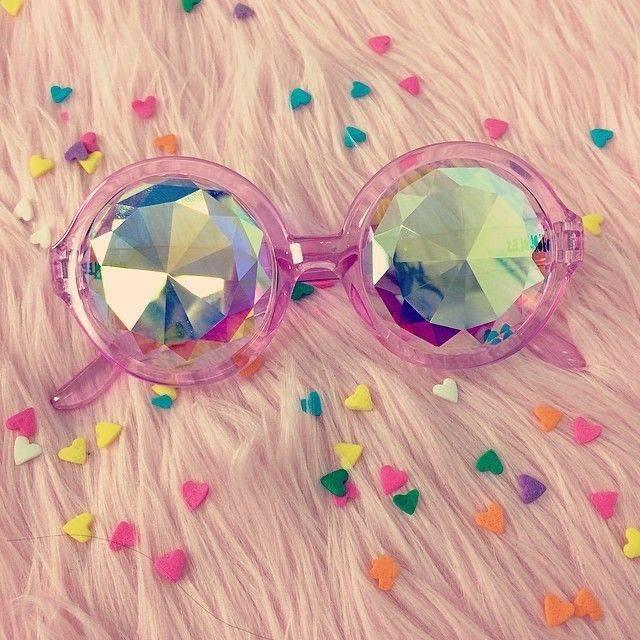 Свадьба - Kaleidoscope Glasses, Rave Sunglasses, Rave Glasses, Prism Glasses, Diffraction Glasses, Rave Goggles, Sunglasses Women, Round Sunglasses