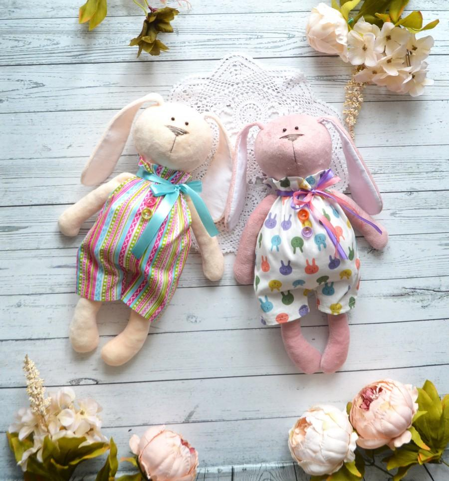 Personalized Baby Stuffed Animals, Bunny Plush Bunny Rabbit Personalized Baby Gifts Girls Kids Toys Stuffed Toy Gift Sisters Rag Doll Sisters Girlfriends Gift For Girls 2732675 Weddbook