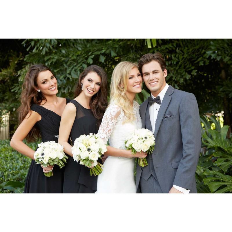 Wedding - Allure Romance 2013 Promo 2666-1334-1318-SteelGrey - Stunning Cheap Wedding Dresses