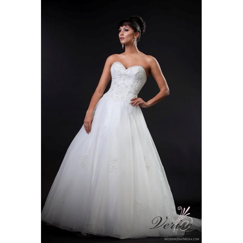 Mariage - Verise Sophie Verise Wedding Dresses Vienna Cotte By Verise Romance - Rosy Bridesmaid Dresses