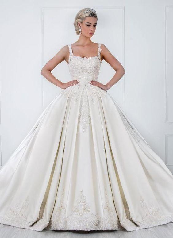 Wedding Dress Inspiration - Marcela De Cala #2733109 - Weddbook