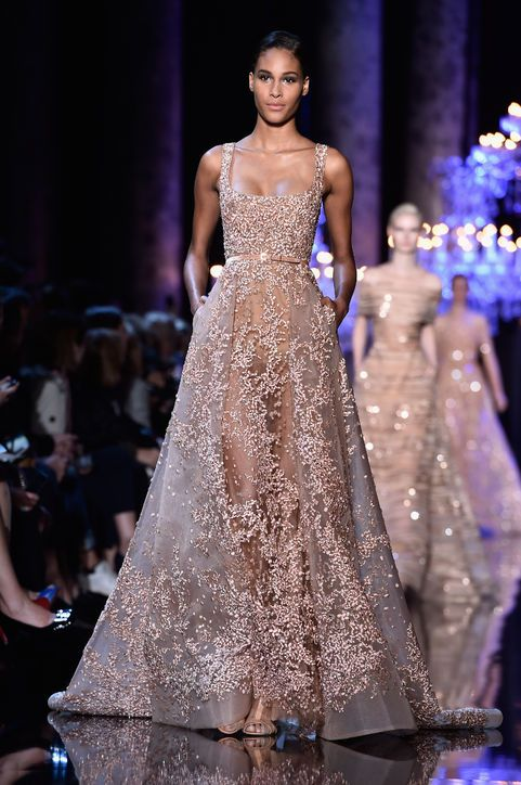 The elie saab wedding dress and 3 more wedding y dresses from the the elie saab wedding dress and 3 more wedding y dresses from the couture show junglespirit Images