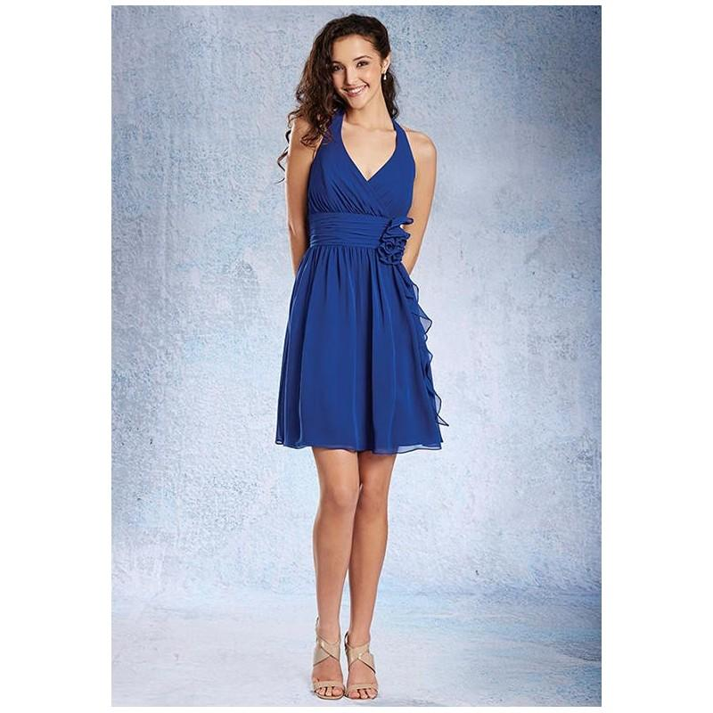 The Alfred Angelo Bridesmaids Collection 7353S Bridesmaid