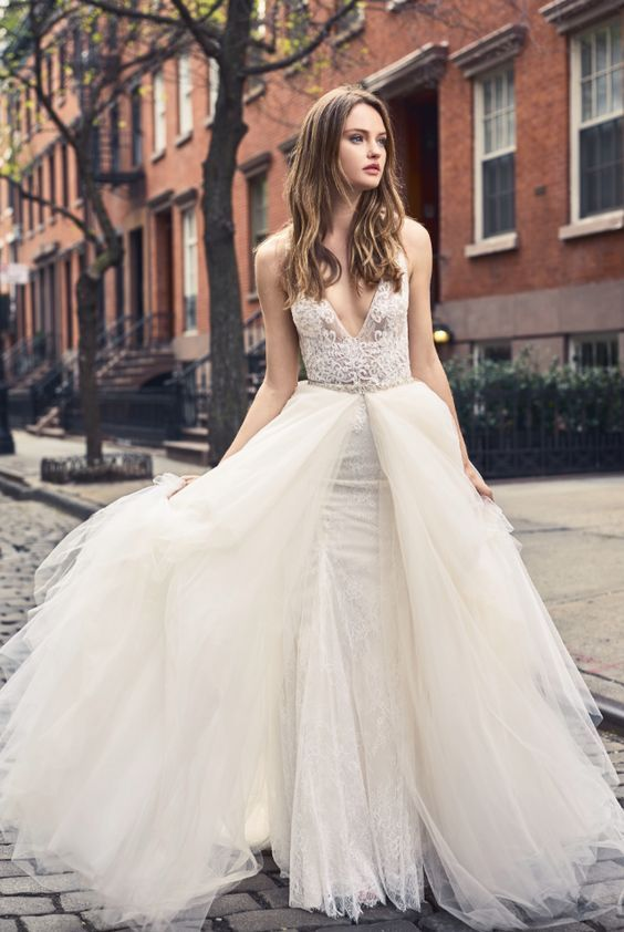 Mariage - Wedding Dress Inspiration - Monique Lhuillier