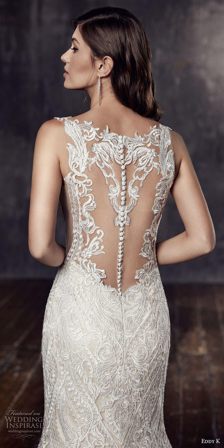 Mariage - Eddy K. Couture 2018 Wedding Dresses