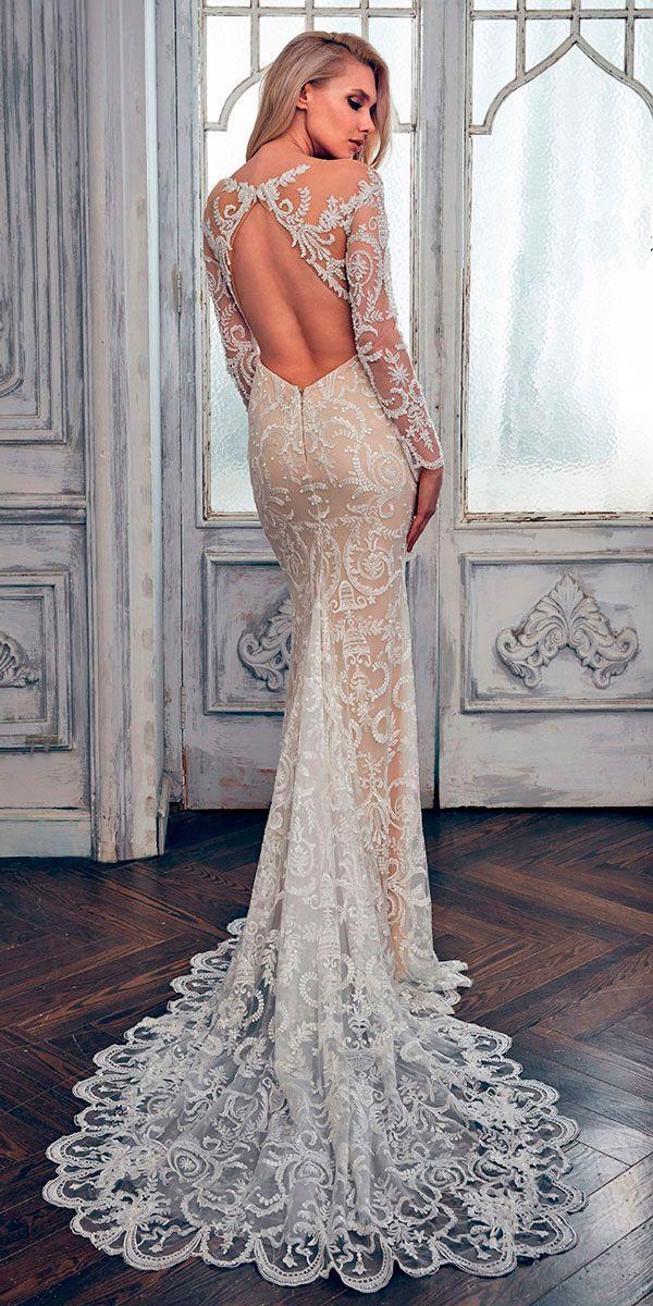 Boda - 24 Calla Blanche Wedding Dresses - 2017 Spring Collection