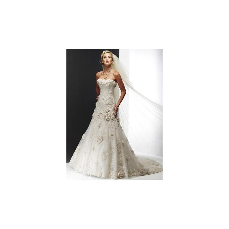 Maggie Bridal By Maggie Sottero Rhianna Royale-S5094 - Branded ...